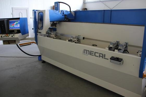 UniUs Mecal cnc machining center-1